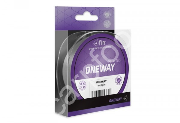 FIN Šňůra FIN One Way 0,18mm 16lbs