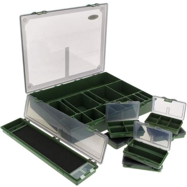 NGT Tackle Box System 7+1 Large