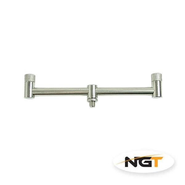 NGT Hrazda Buzz Bar Stainless Steel - 2 Rod/20cm