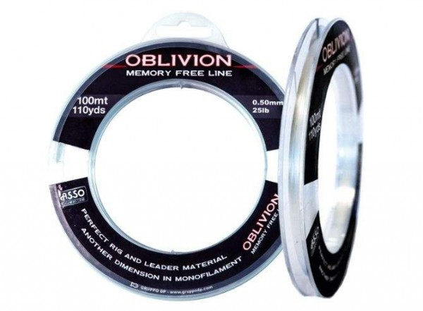 ASSO Asso Oblivion Shock Leader 100m 0,60mm