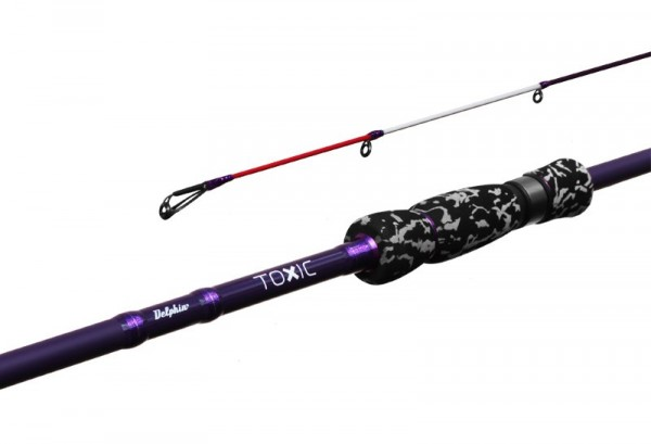 Delphin TOXIC Spin 240cm/7-30g