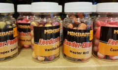 MIKBAITS Method feeder Ellips 60 ml