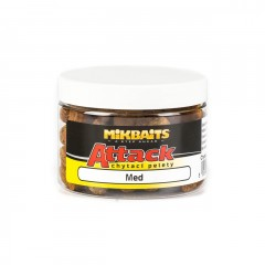 MIKBAITS Chytací pelety Attack 150 ml