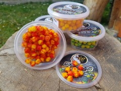 POSEIDON BAITS Method corn soft pellets biocolor pop up 40g
