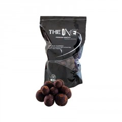 The One Boilies The One BLACK 1kg/18mm boile