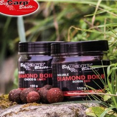 SOLUBLE DIAMOND BOILIES 150g (2)