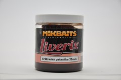 Mikbaits LiveriX boilie v dipu 250 ml
