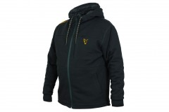 FOX Mikina Hoody Black/Orange