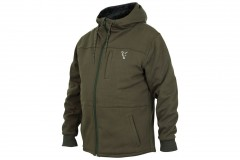 FOX Mikina Collection Sherpa Hoody Green / Silver