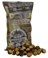 STARBAITS Boilies STARBAITS DUO LF 2,5kg