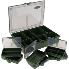 NGT NGT Tackle Box System 6+1 Standard
