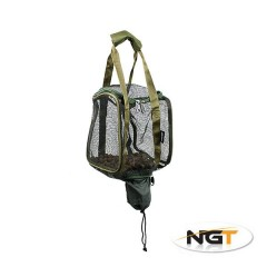 NGT NGT Boilie Taška Square Boilie with Hook Bait Pouch