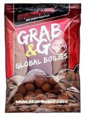 STARBAITS Global boilies STRAWBERRY JAM 20mm 10kg