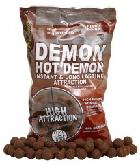 STARBAITS Boilies STARBAITS Hot Demon 2,5kg