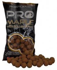 STARBAITS Boilies STARBAITS Probiotic Maple 2,5kg