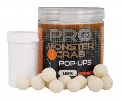 STARBAITS Plovoucí boilies Probiotic Monster Crab 80g