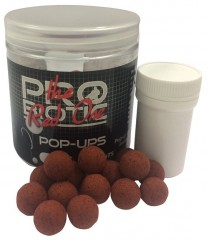 STARBAITS Plovoucí boilies  Probiotic Red One 60g