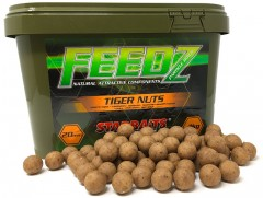 STARBAITS FEEDZ Boilies TIGERNUT 20mm 4kg