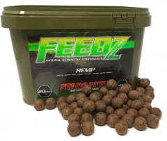 STARBAITS FEEDZ Boilies HEMP 20mm 4kg
