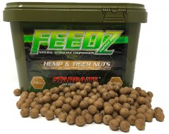 STARBAITS FEEDZ Boilies HEMP & TIGER 14mm 4kg