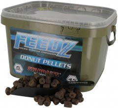 STARBAITS Feedz Donuts (pelety s dírou) 20mm 4,5kg