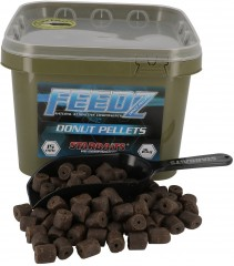STARBAITS Feedz Donuts (pelety s dírou) 15mm 2kg