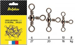 DELPHIN Cross-Line Swivel A-03/10ks