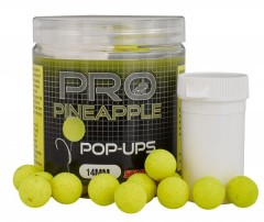 STARBAITS Plovoucí boilies STARBAITS Probiotic Pineapple 80g