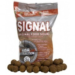 STARBAITS Boilies STARBAITS SIGNAL 2,5 Kg 14mm