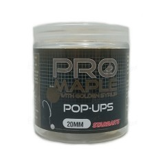 STARBAITS Plovoucí Boilies Starbaits Probiotic Maple 60gr 14mm