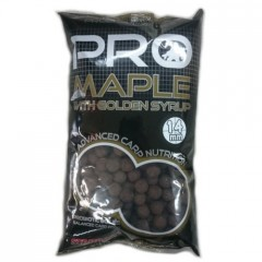 STARBAITS Boilies STARBAITS Probiotic Maple 2,5 Kg 14mm