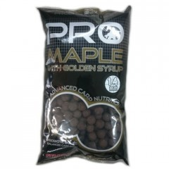 STARBAITS Boilies STARBAITS Probiotic Maple 2,5 Kg 20mm